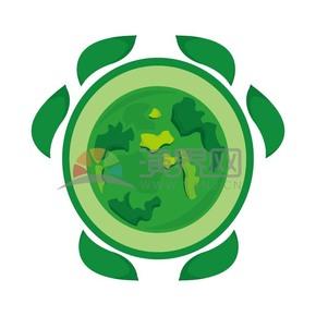 环保节矢量素材