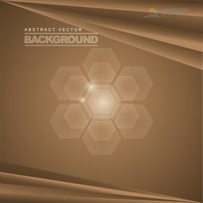 颜色透明曝光扩散模糊线条熟褐色圆形高光