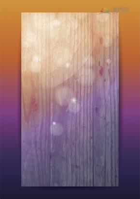 颜色透明曝光扩散模糊线条 木纹暖色
