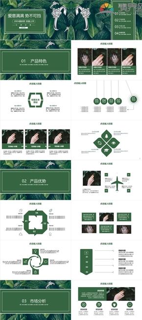 介绍类模板(产品介绍、公司介绍)