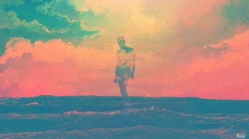 【桌面壁纸】冲浪人