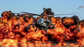 战争中的直升机