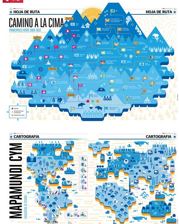 我要定制 商品标签: 图表设计人物地图蓝色黄色 模板类型: 静态模板