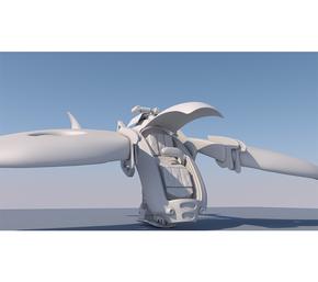 飞行器模型制作