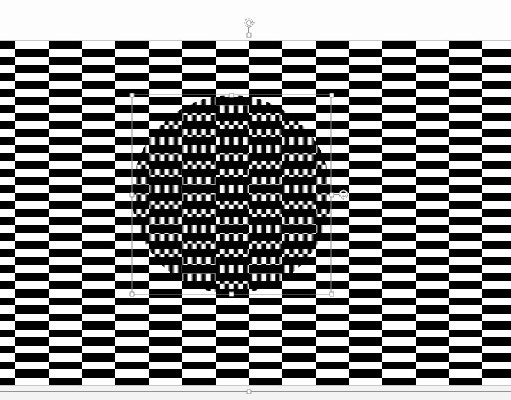 【演界信息图表】黑白手绘—视觉错觉
