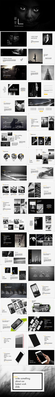 "ppt模板视觉广告、设计、摄影摄像PPT模板免费下载"""