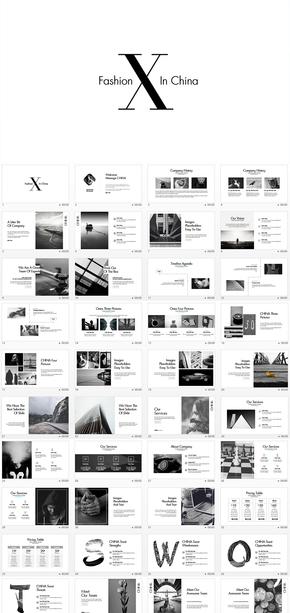 暗色调ppt模板_素材_背景图片免费下载–演界网