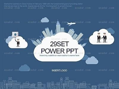 商务ppt生意插图类型平面设计