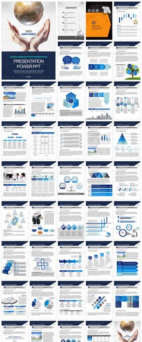 全球商务模板_2537567