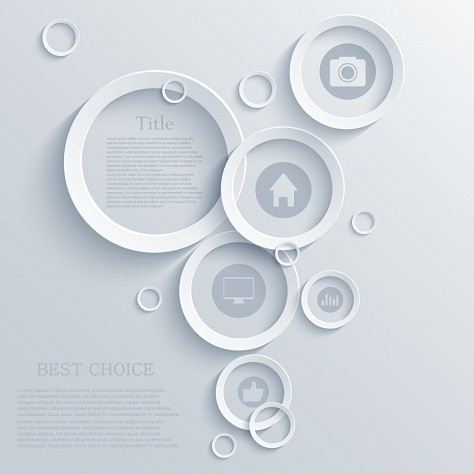 创意信息图表设计2
