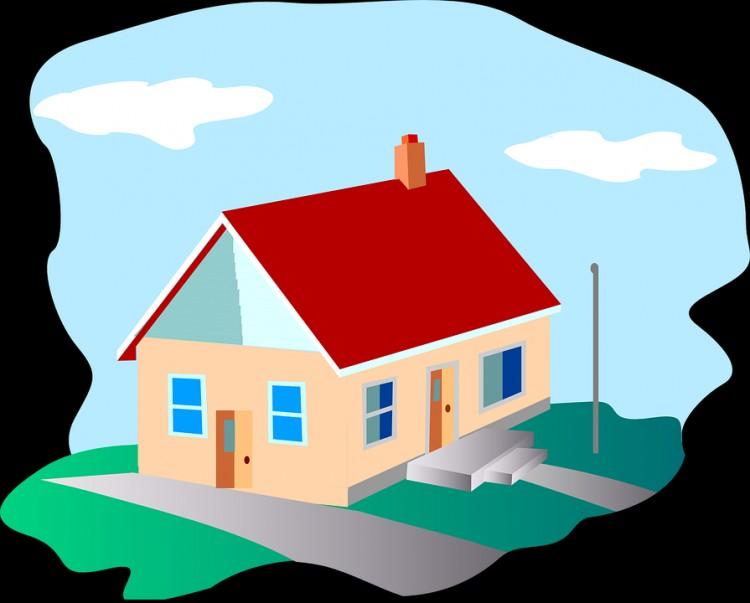 【圖片分享計劃】卡通 房子