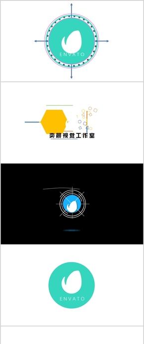 logo动画(图标任意替换)