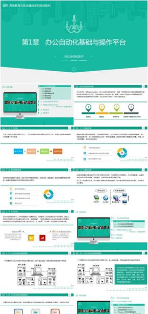第1章办公自动化基础与操作平台