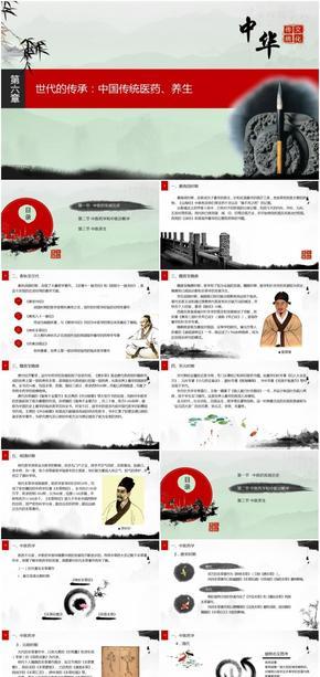 第6章 世代的传承:中国传统医药、养生