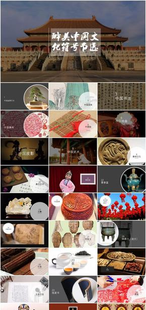 最美中国文化符号节选