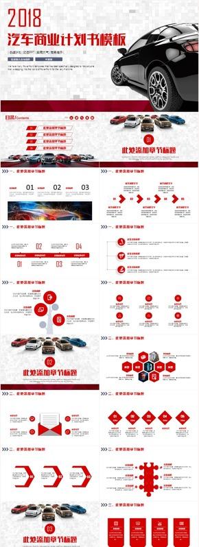 新品发布4S汽车店汽车营销策划方案员工培训PPT
