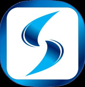 蓝色电力公司logo2