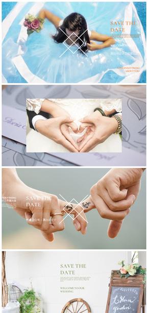 流畅动画动态婚礼求婚表白订婚婚庆结婚纪念爱情恋爱婚纱摄影电子相册影楼PPT模板