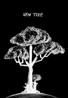 【海报分享计划】环保系列海报9-工业树