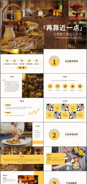 主题餐厅商业计划书