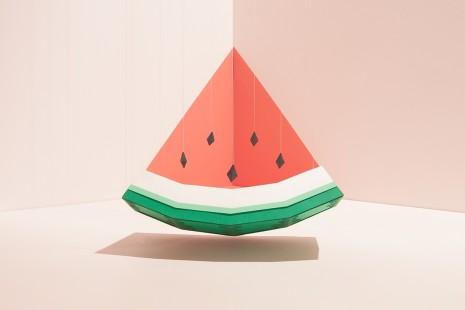 【桌面壁纸】夏日记忆可爱西瓜