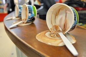 【桌面壁纸】融化的冰淇淋