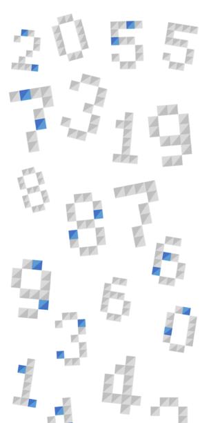 创意数字[20图][透明背景][内含高清大图][原创][可转售][可商用]
