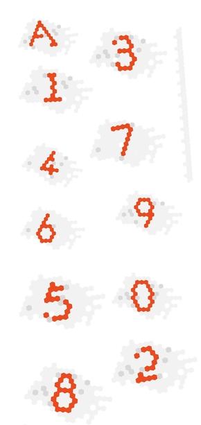 创意数字[13图][透明背景][内含高清大图][原创][可转售][可商用]