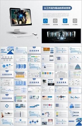 项目总结汇报+系统技术架构、逻辑架构、业务规划