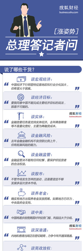 【演界信息图表】淡蓝陈述-总理答记者问