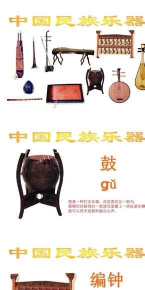 中国民族乐器欣赏