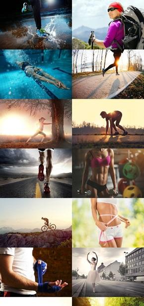 体育运动健身图片