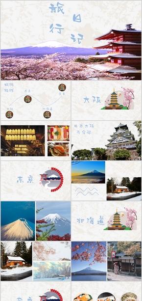 旅行旅游心情日記紀念冊旅游相片展示景點介紹旅游日記
