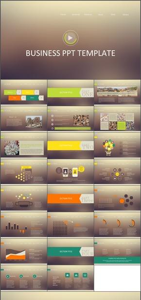 K-052.网站风格的设计PPT设计师参考