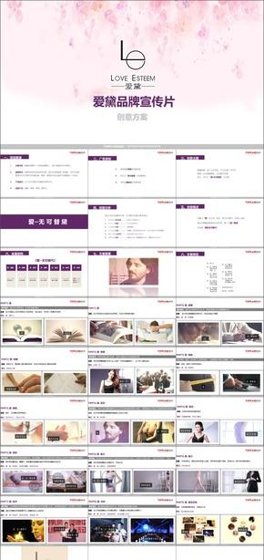 D-07-爱黛品牌形象宣传片创意方案