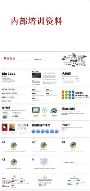 A-07某广告公司互联网企业内部营销培训大数据营销手册