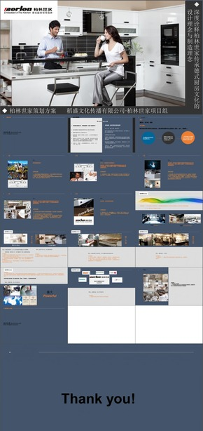 D-16柏林世家(道谷影视)工作广告制作策划