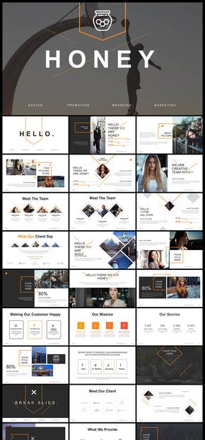 极简风格文艺唯美摄影摄像个人写真图片展示电子相册企业宣传企业介绍产品发布品牌宣传PPT模板