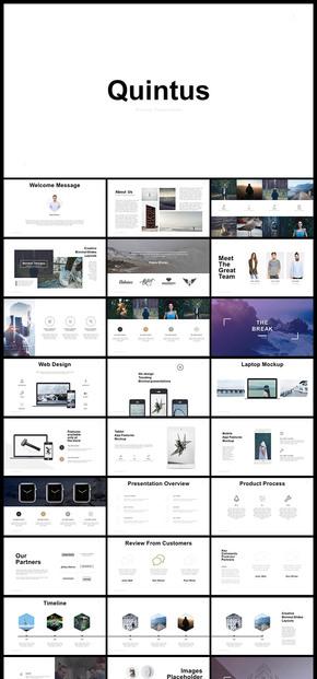 欧美风个性时装企划产品宣传产品发布企业宣传企业介绍ppt模板