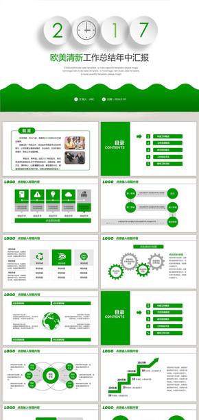 商务PPT 商业计划书动态PPT